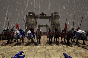 SpecNet ARK Jousting Event Success
